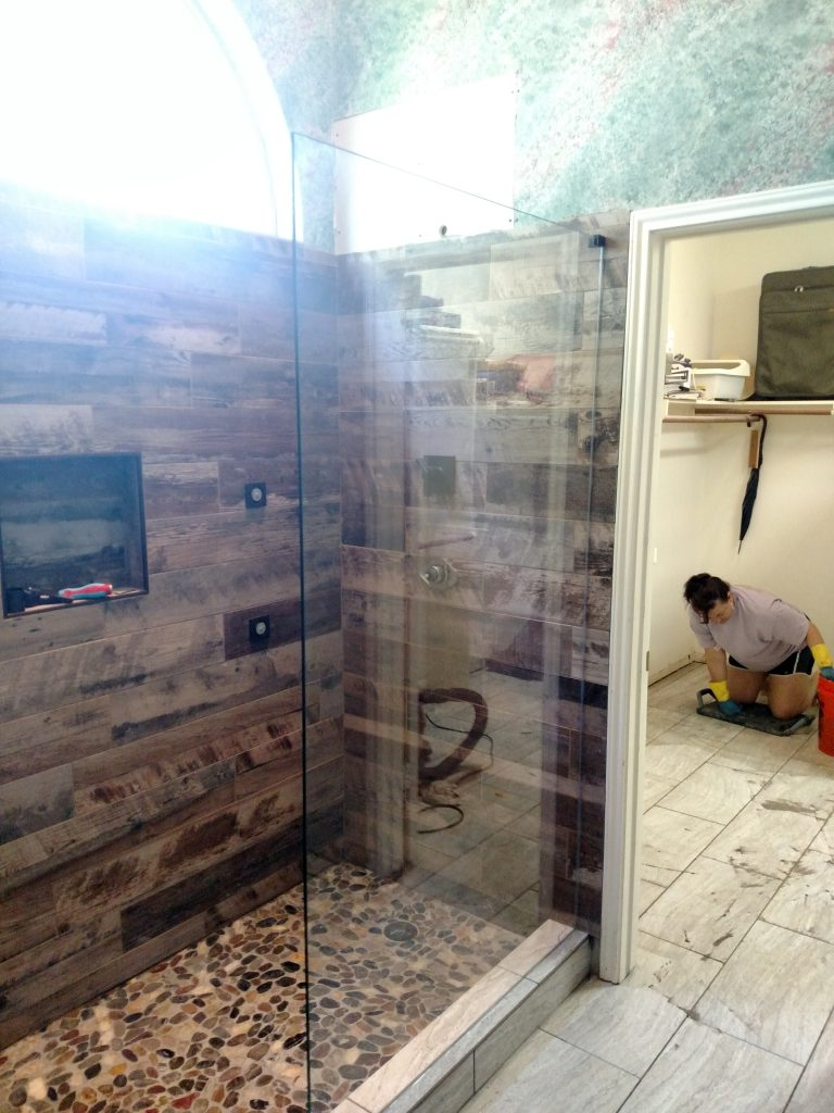 Houston Frameless Shower Doors